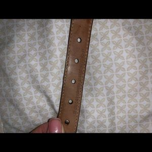Little boys Gucci belt